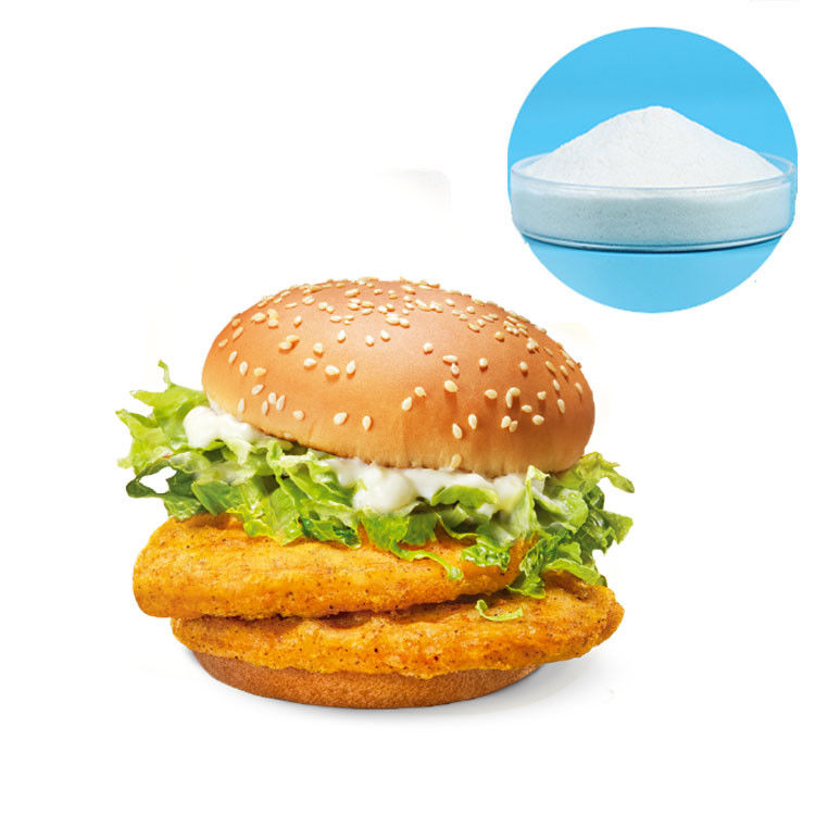Refined Cotton Vegan Burger MC Methyl Cellulose Powder
